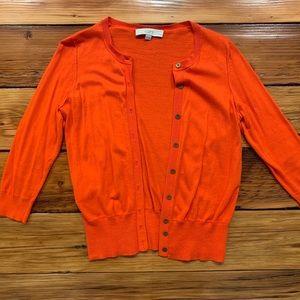 Orange light Sweater
